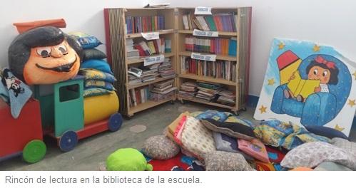 Rincón lectura